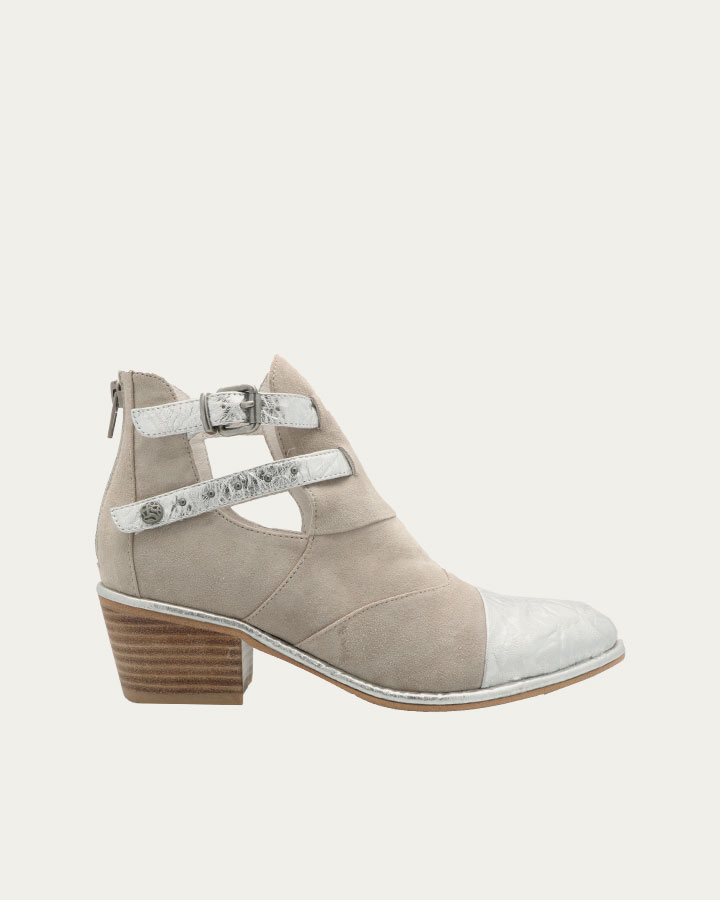 Bottine Noa Beige