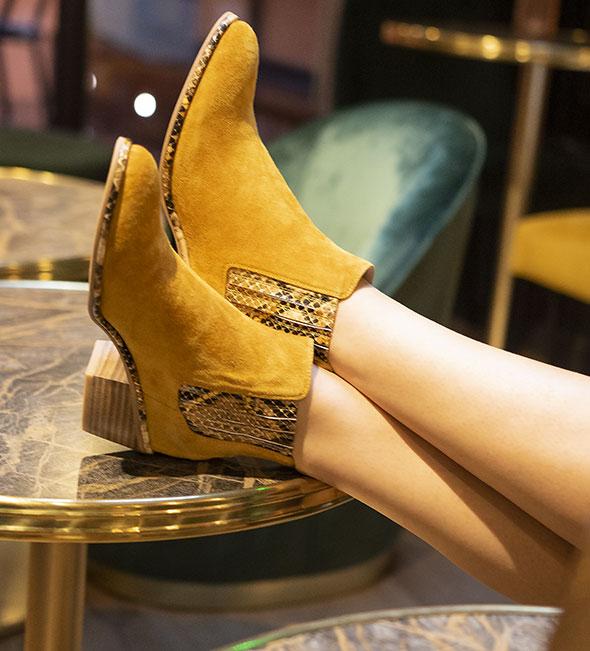 Boots et bottines REGARD Chaussures