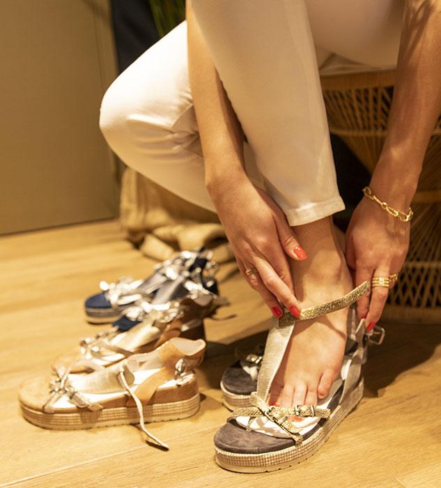 Sandales Caen REGARD Chaussures