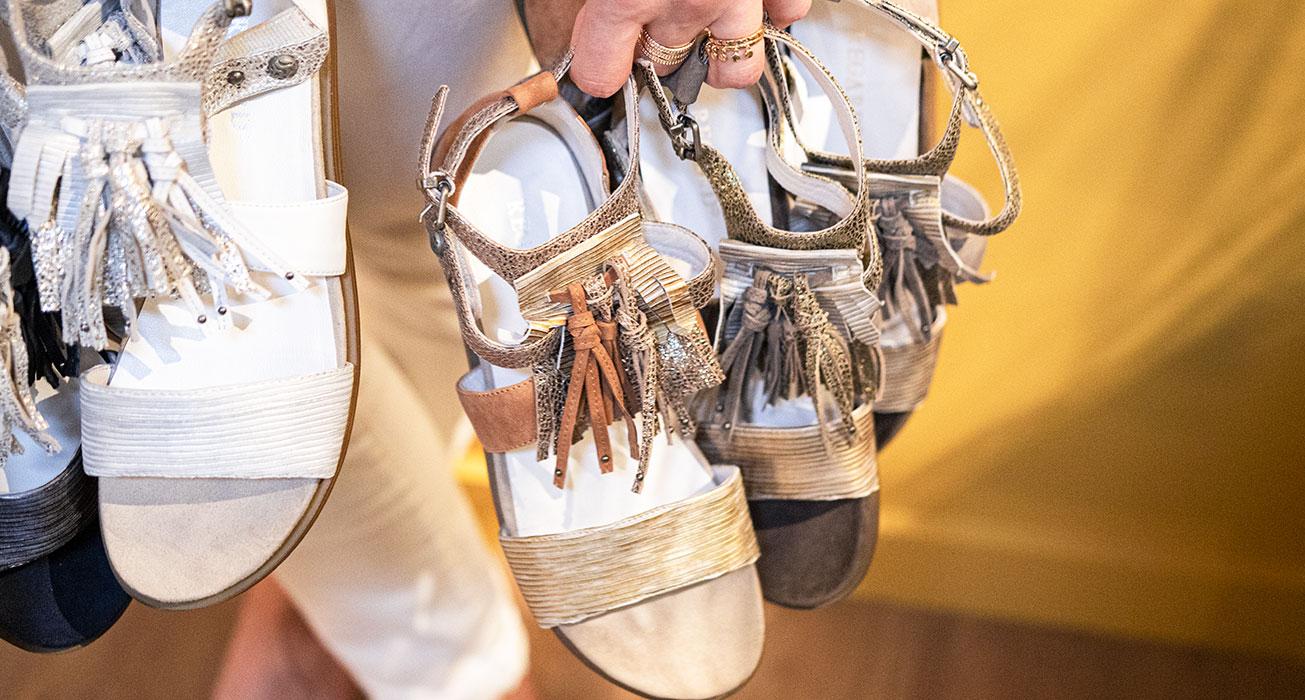 Sandales Bastil par REGARD Chaussures