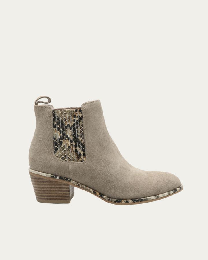 Boots Nina beige