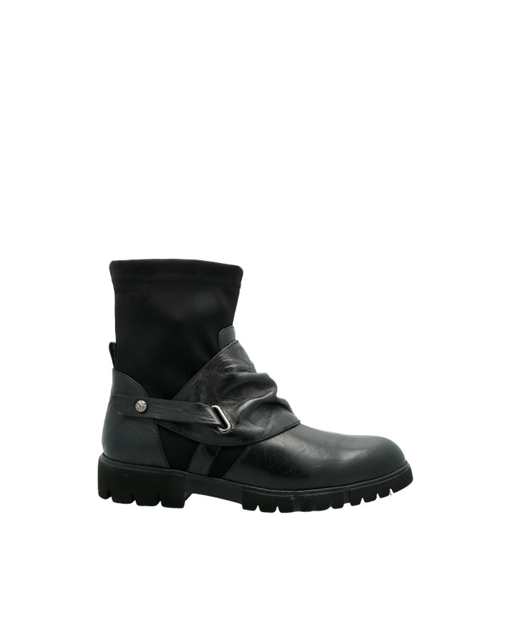 Cambo noires boots sport casual pour femme