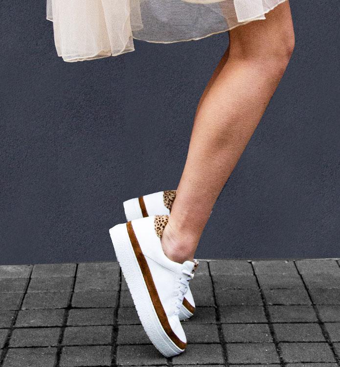 Baskets Nouvelle Collection Regard Chaussures