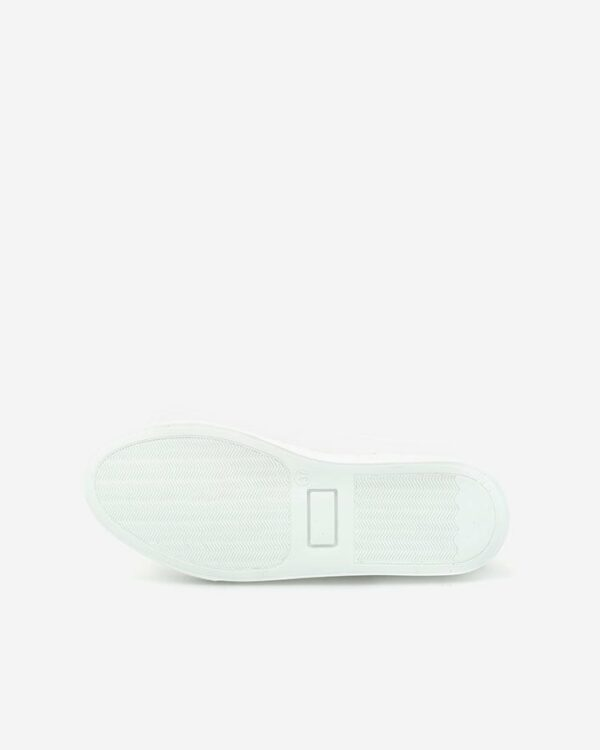 Sneakers Kifis cuir doré