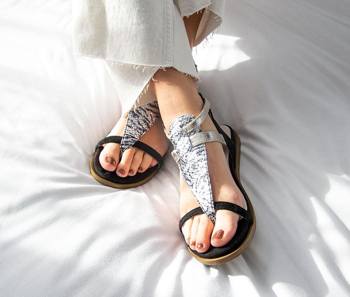Sandales nouvelle collection Regard Chaussures