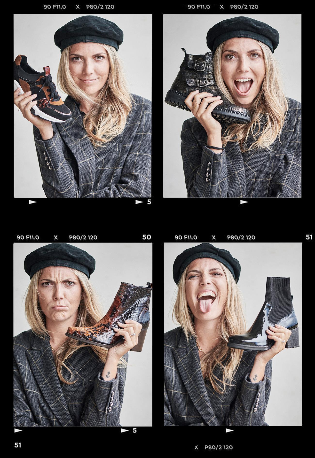 Chaussures tendance femme Regard