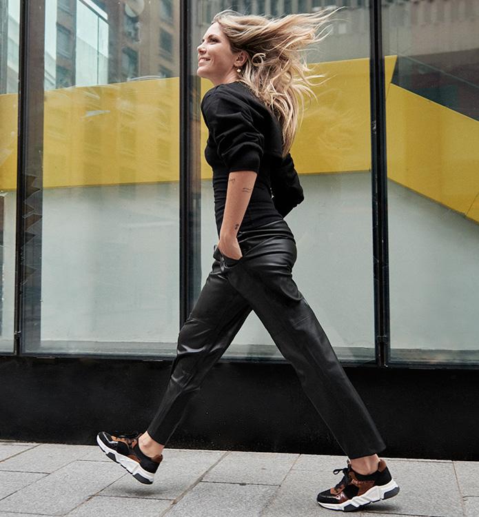 Chaussures Hiver Femme Regard
